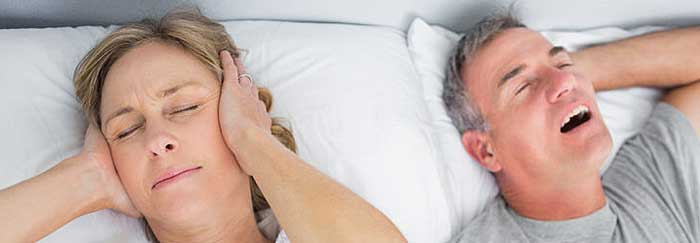sleep apnea treatment, snoring