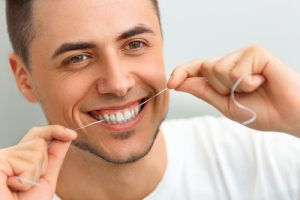 biomimetic preventive dental care flossing